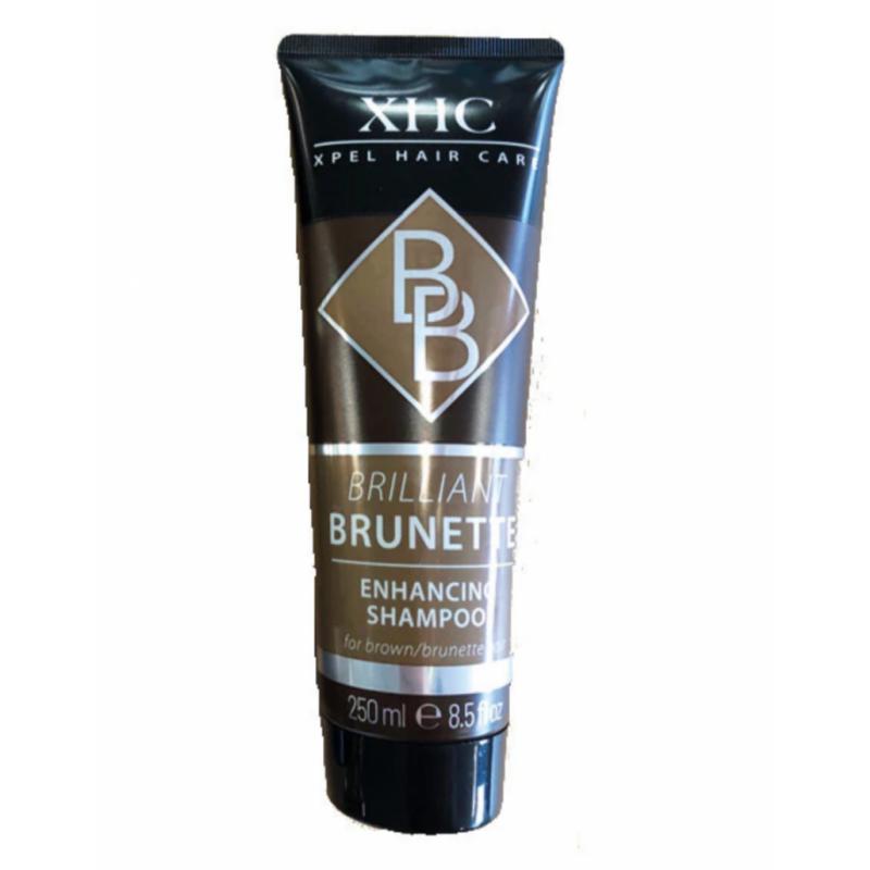 XHC Brilliant Brunette Shine Enhancing Shampoo