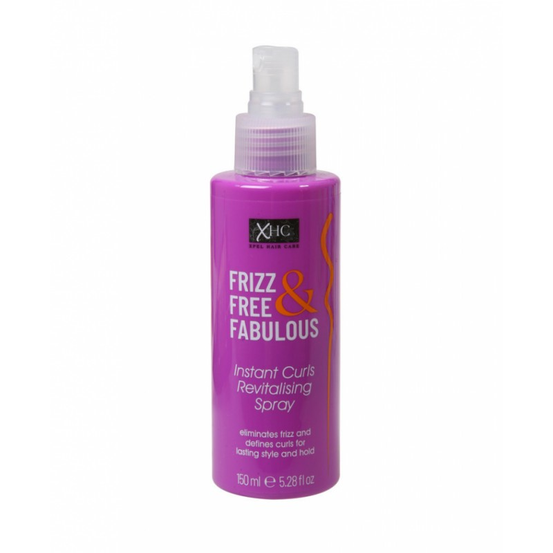 XHC Frizz Free & Fabulous Instant Curls Revitalising Spray