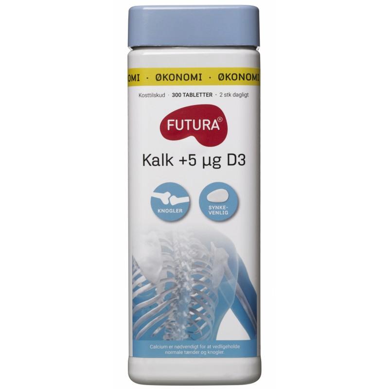 Futura Kalk + D3-Vitamin
