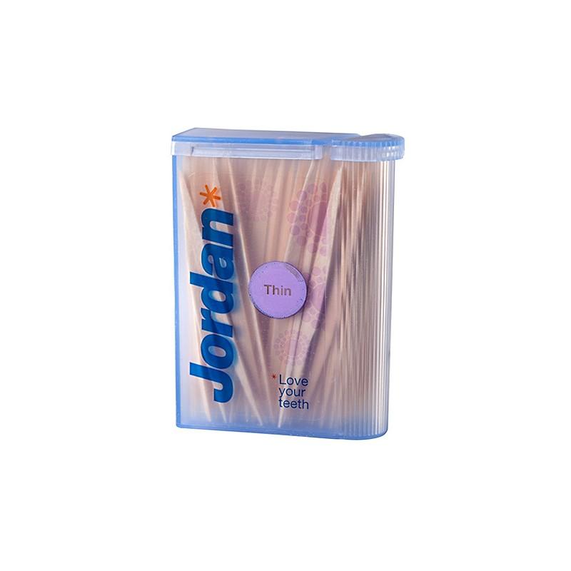 Jordan Wood Dental Sticks Thin Duo