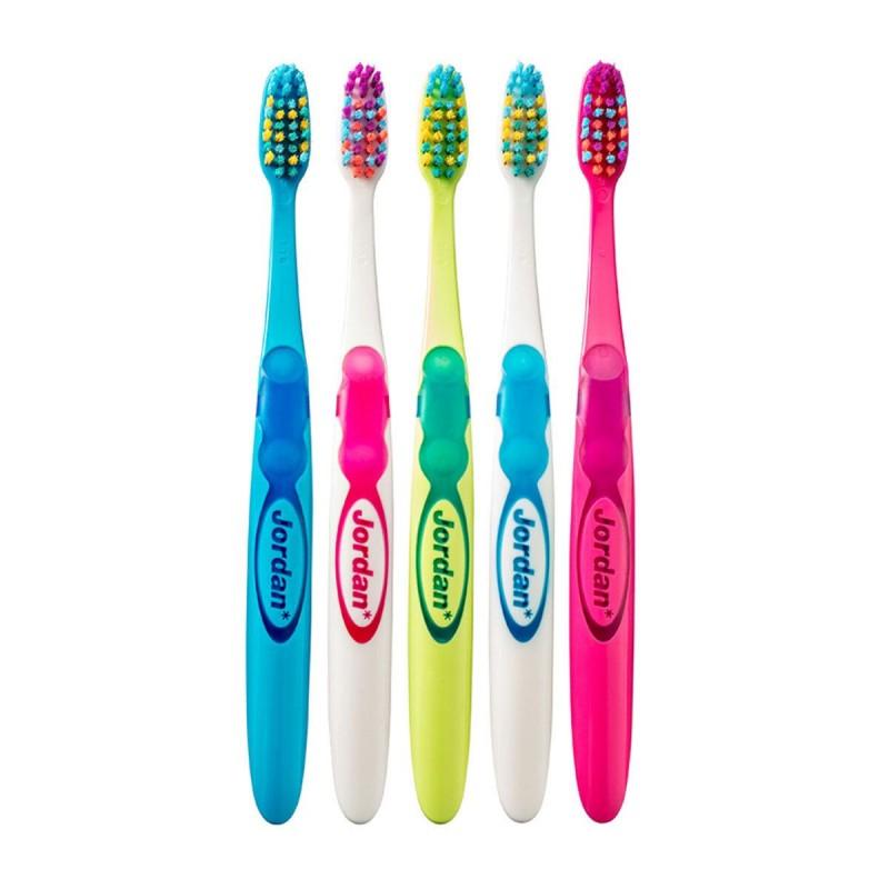 Jordan Kids Hello Smile Toothbrush 9+ Years