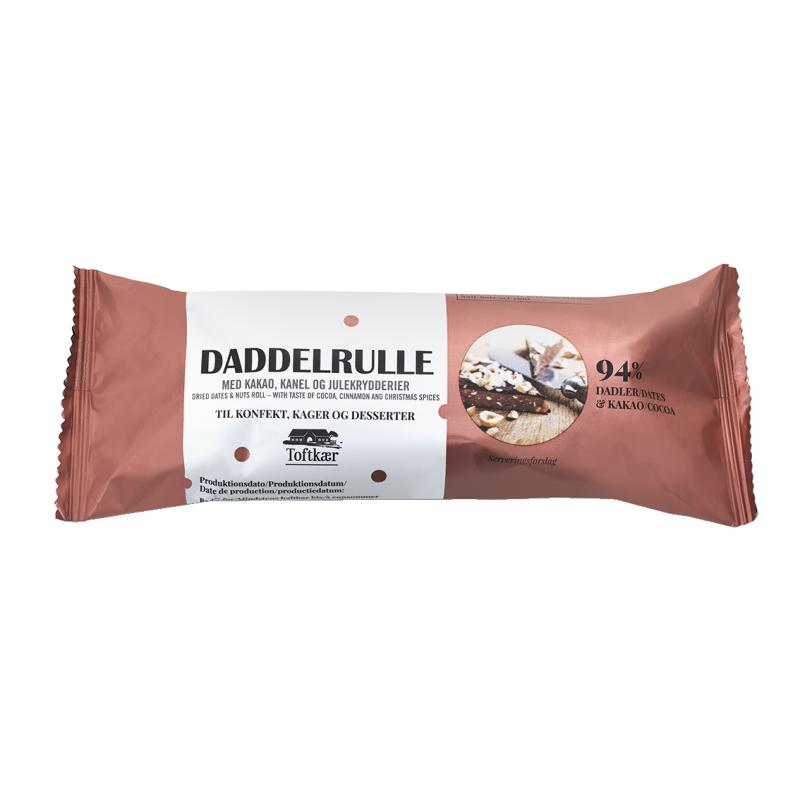 Toftkær Daddelrulle Kakao, Kanel & Julekrydderier