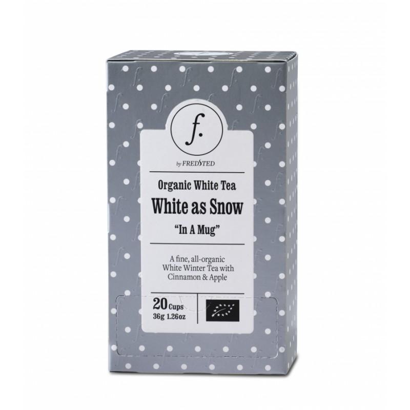 Fredsted Organic Herbal Tea White As Snow