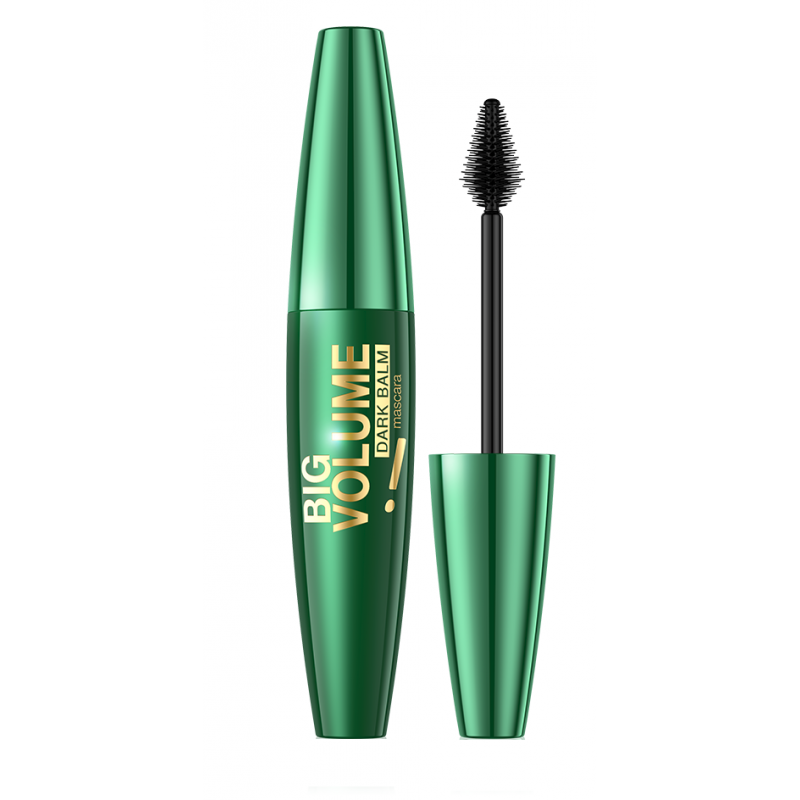 Eveline Big Volume Dark Balm Mascara Black
