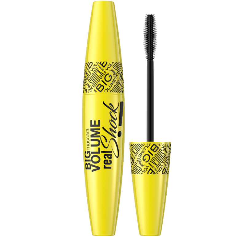Eveline Big Volume Real Shock Mascara Black