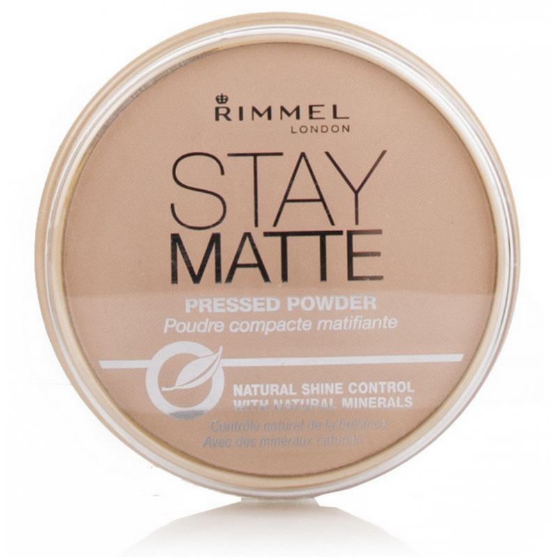 Rimmel Stay Matte Pressed Powder 006 Warm Beige