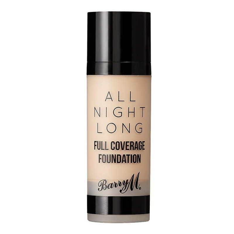 Barry M. All Night Long Foundation Cashew