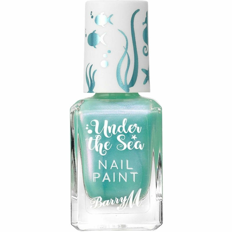 Barry M. Under The Sea Nail Paint 9 Sea Turtle