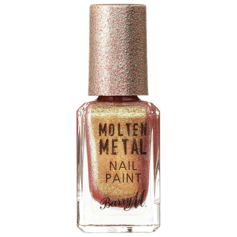 Barry M. Molten Metal Nail Paint 20 Golden Hour