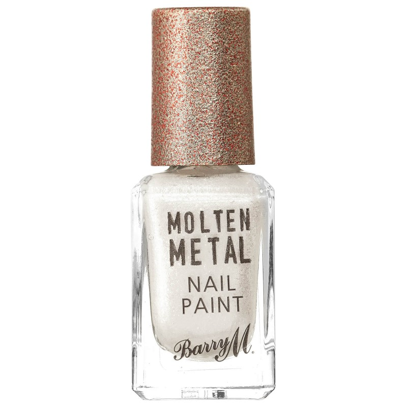 Barry M. Molten Metal Nail Paint 22 Ice Queen