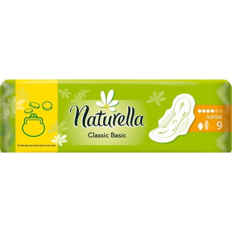 Naturella Classic Basic Normal