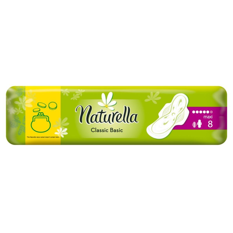 Naturella Classic Basic Normal