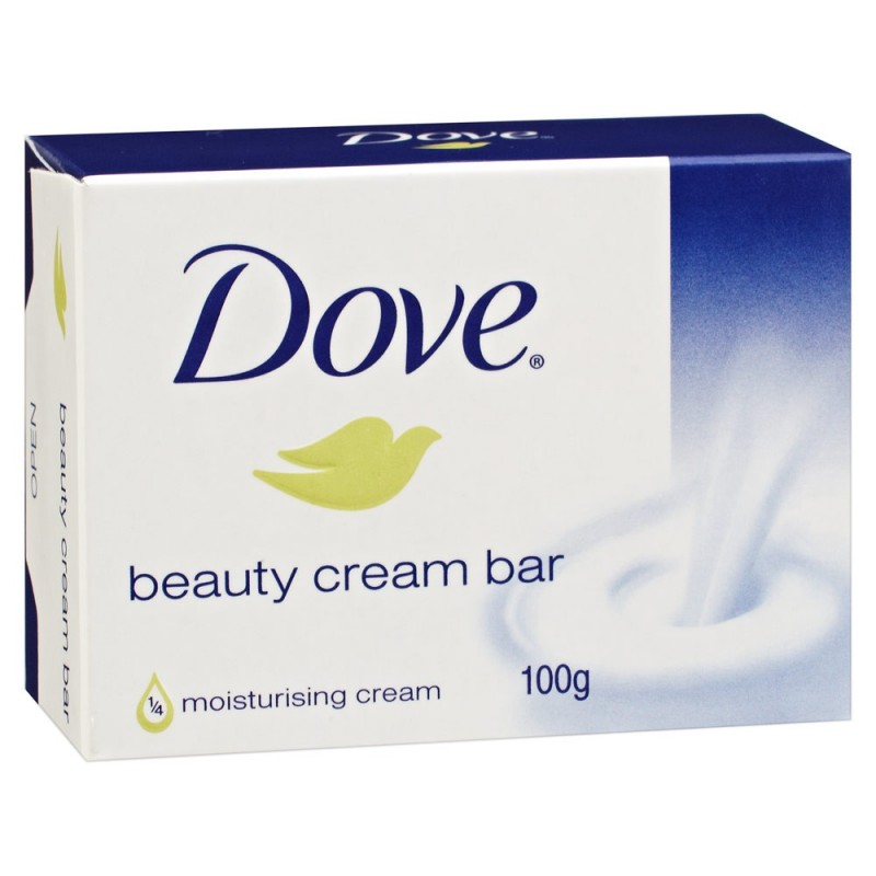 Dove Beauty Cream Soap Bar