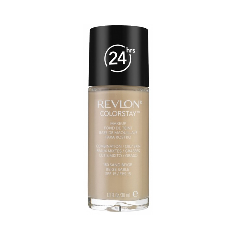 Revlon ColorStay Combination & Oily Skin 180 Sand Beige