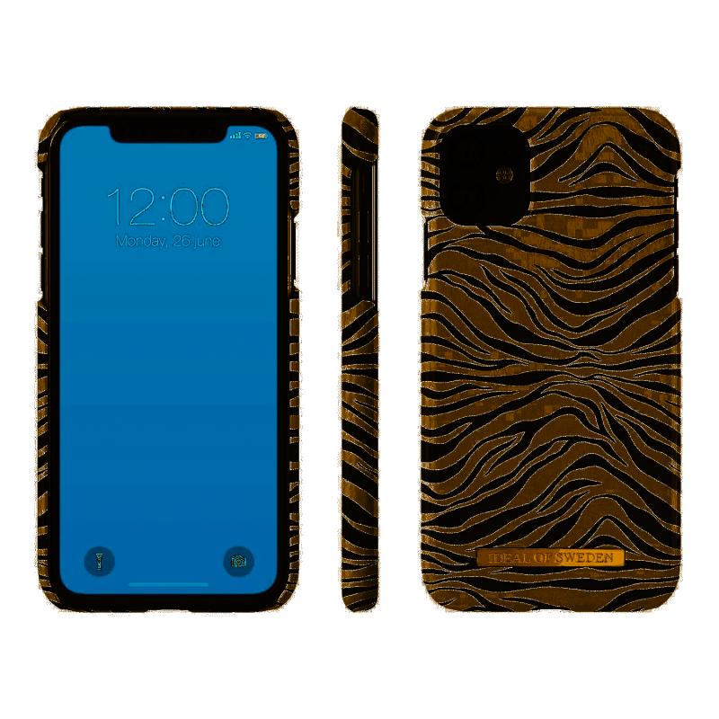 iDeal Of Sweden Fashion Case iPhone 11 Zafari Zebra