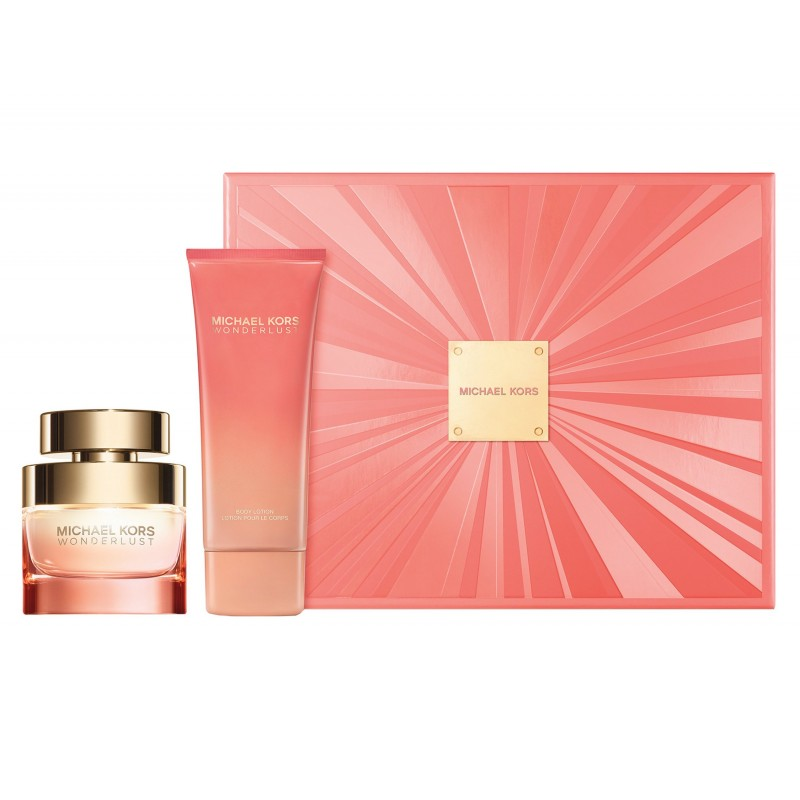 Michael Kors Wonderlust EDP & Body Lotion