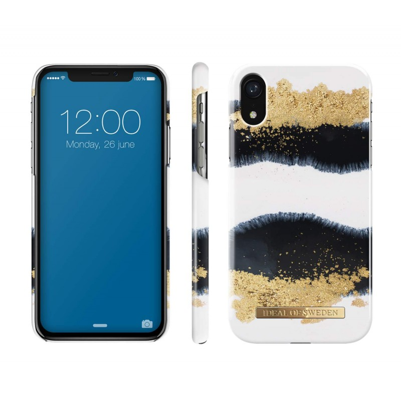 iDeal Of Sweden Fashion Case iPhone XR Gleaming Licorice
