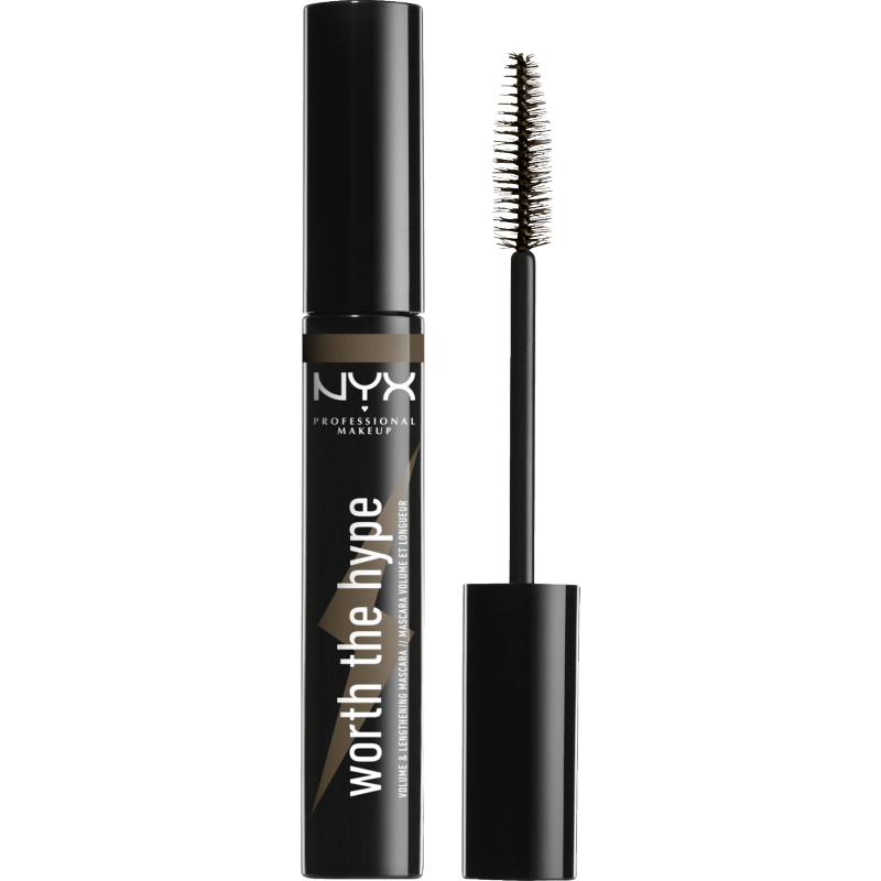 NYX Worth The Hype Mascara Brown