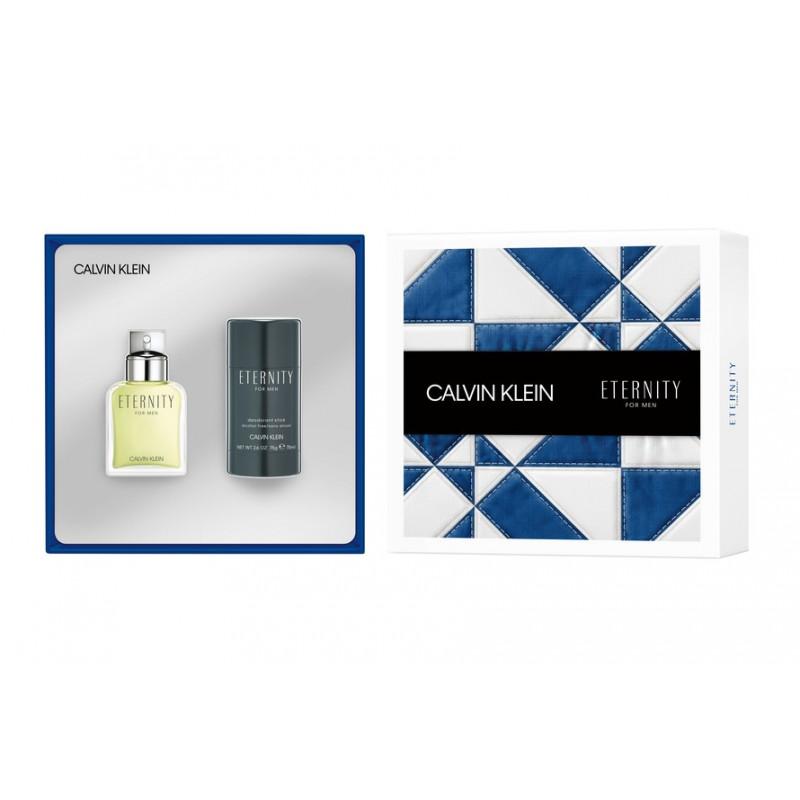 Calvin Klein Eternity Men EDT & Deostick