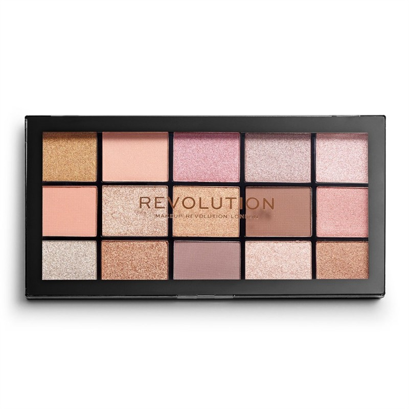 Revolution Makeup Reloaded Palette Fundamental