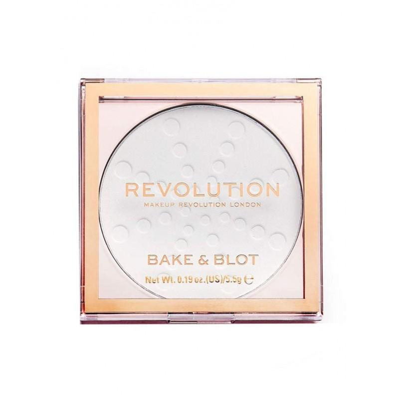 Revolution Makeup Bake & Blot Powder White