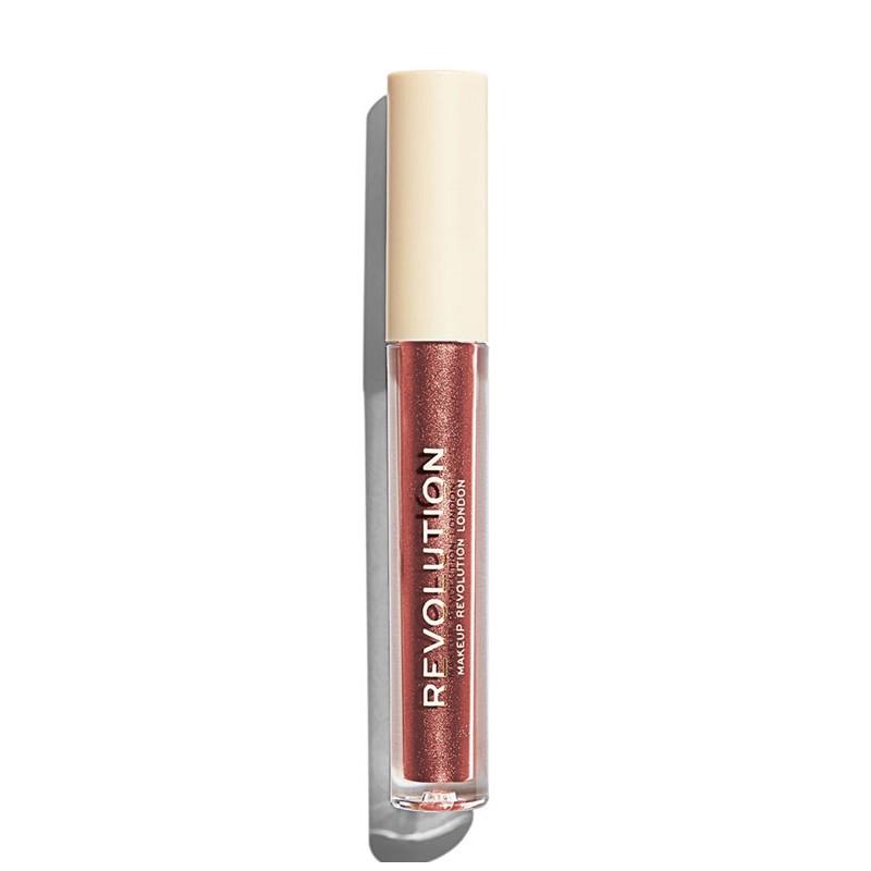 Revolution Makeup Metallic Liquid Lipstick Pixelated