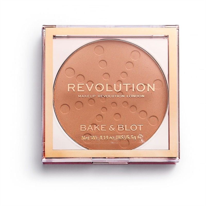 Revolution Makeup Bake & Blot Powder Peach