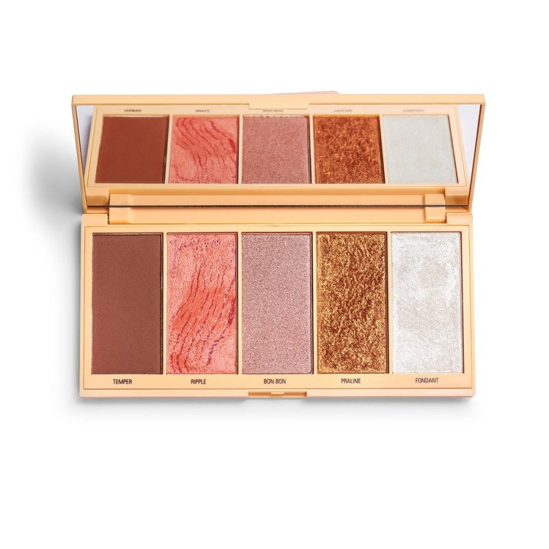 Revolution Makeup Chocolate Palette Praline