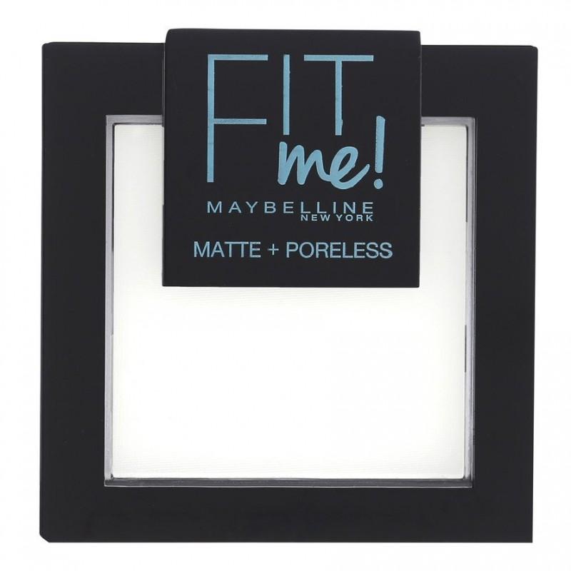 Maybelline Fit Me Matte & Poreless Powder 090 Translucent