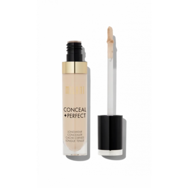 Milani Conceal + Perfect Longwear Concealer 115 Light Nude