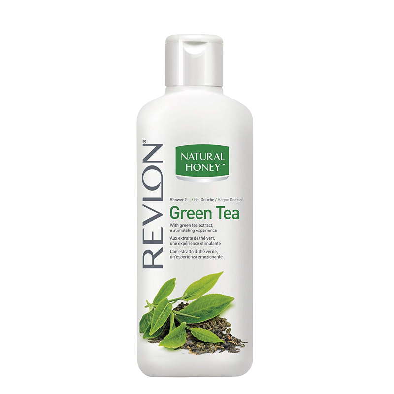 Revlon Natural Honey Green Tea Shower Gel