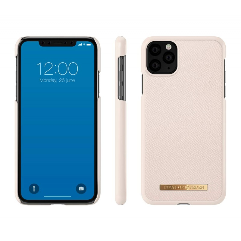 iDeal Of Sweden Saffiano Case iPhone 11 Pro Max Beige