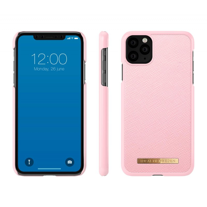 iDeal Of Sweden Saffiano Case iPhone 11 Pro Max Rosa