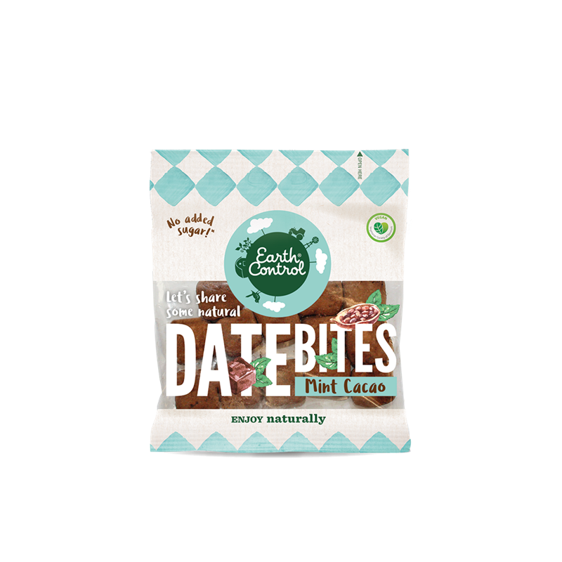 Earth Control Date Bites Mint & Cacao