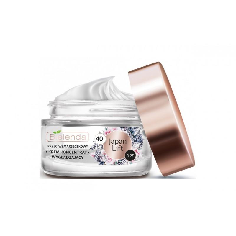 Bielenda Japan Lift Anti-Wrinkle Night Cream 40+