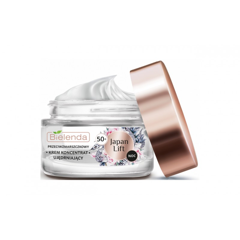 Bielenda Japan Lift Anti-Wrinkle Night Cream 50+