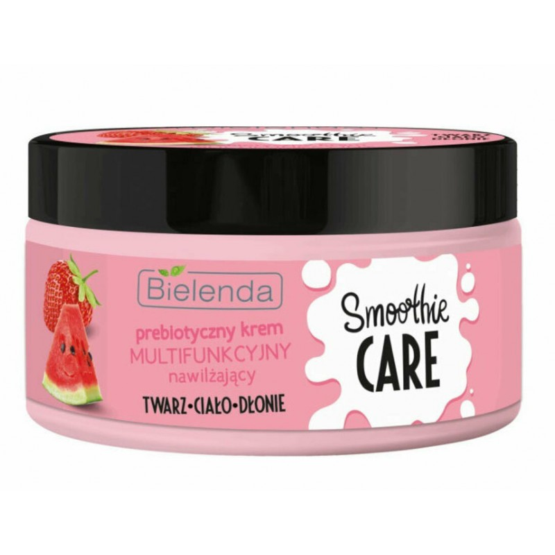 Bielenda Smoothie Care Smoothie Strawberry & Watermelon Cream
