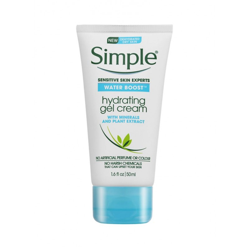 Simple Water Boost Hydrating Gel Cream