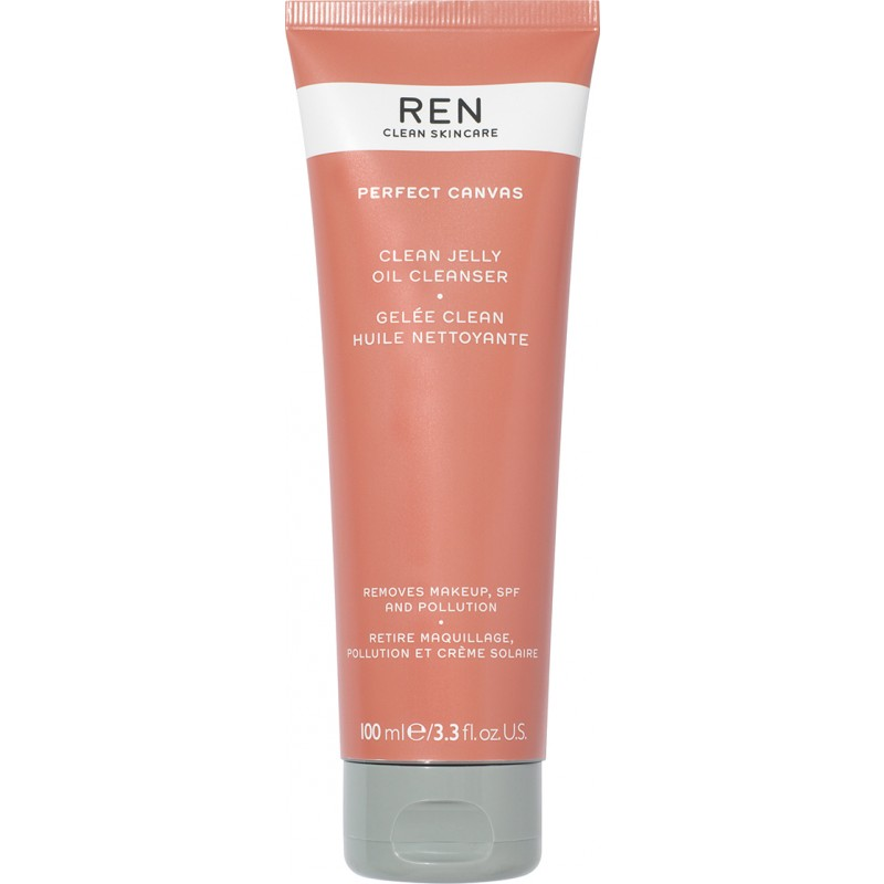 REN Perfect Canvas  Jelly Oil Cleanser