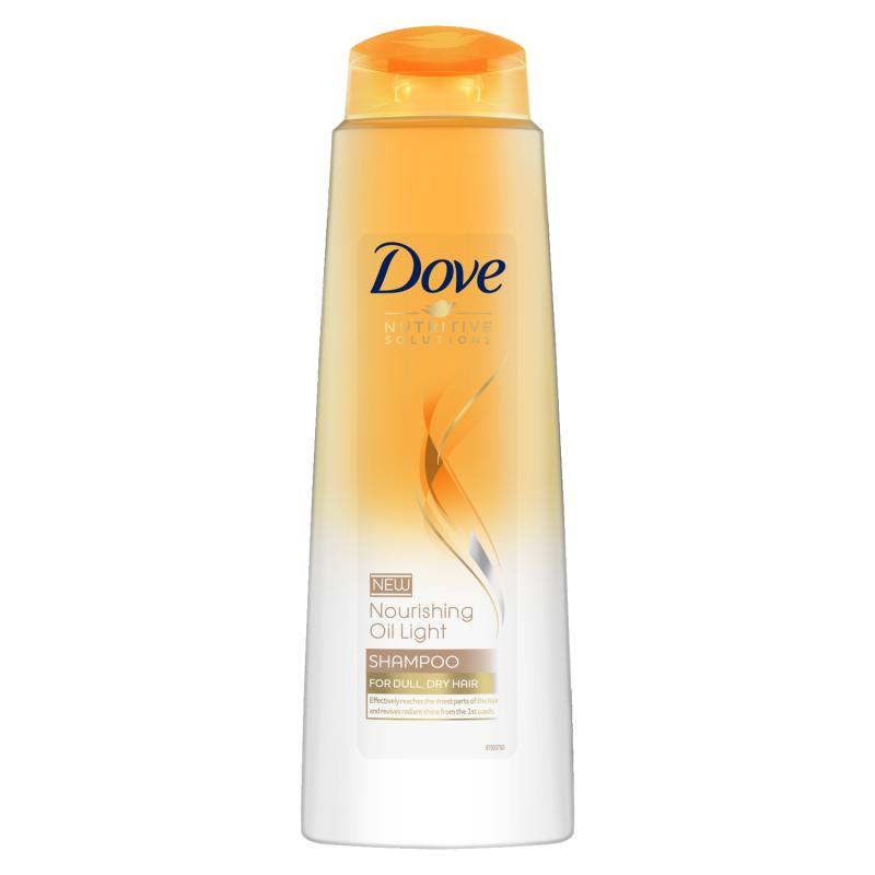 Dove Nourishing Oil Light Shampoo