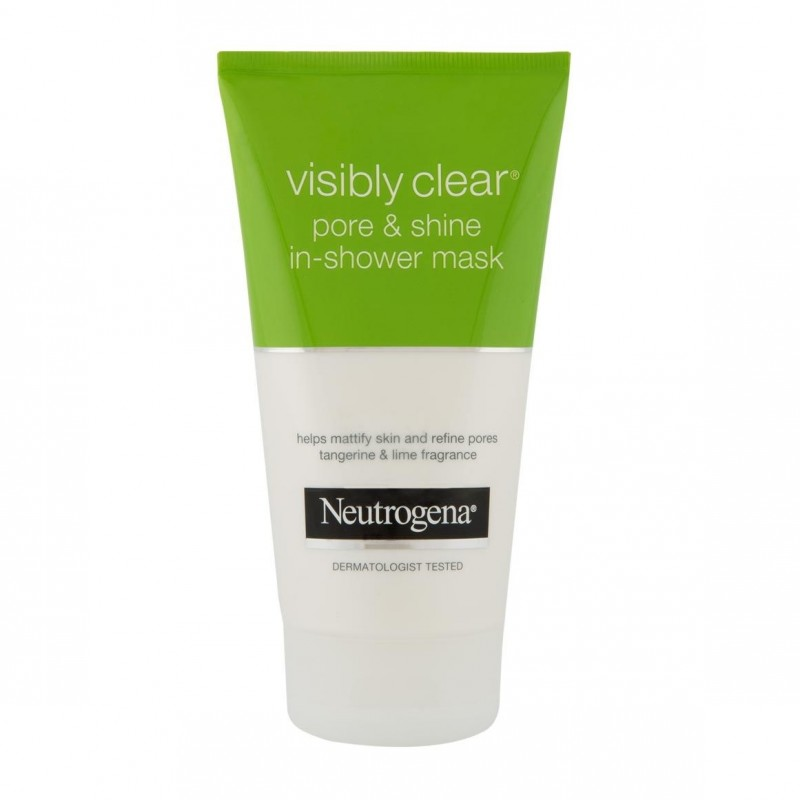 Neutrogena Visibly Clear In-Shower Mask