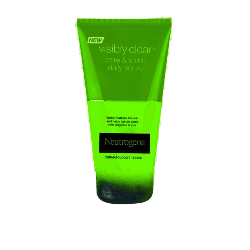 Neutrogena Visibly Clear Pore & Shine Daily Scrub
