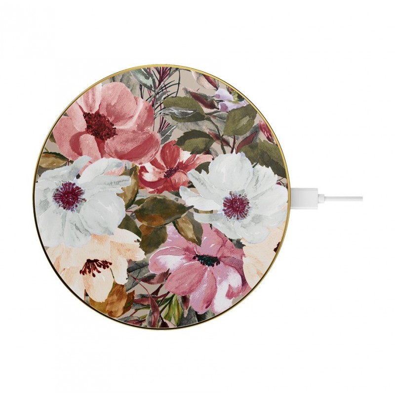 iDeal Of Sweden Fashion QI Charger Sweet Blossom
