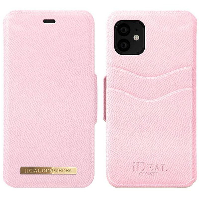 iDeal Of Sweden Fashion Wallet iPhone 11 Pink