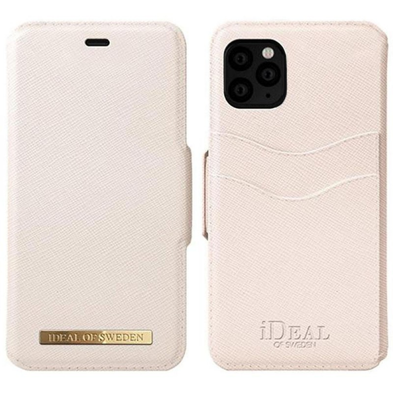 iDeal Of Sweden Fashion Wallet iPhone 11 Pro Max Beige