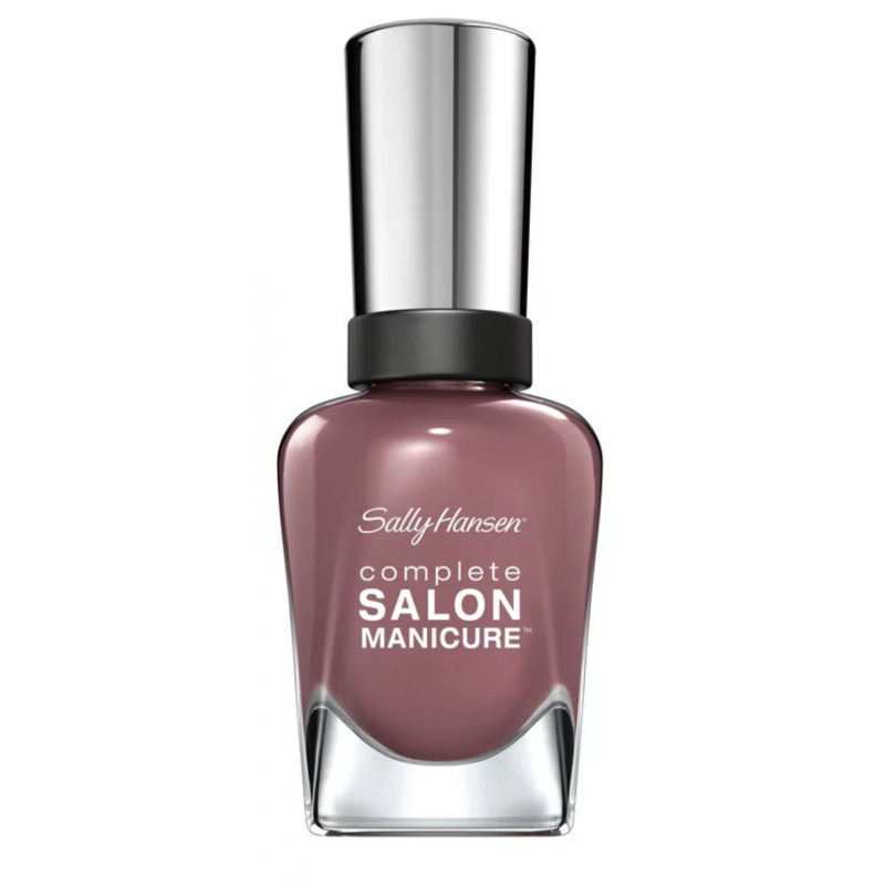 Sally Hansen Salon Manicure Plum's The Word