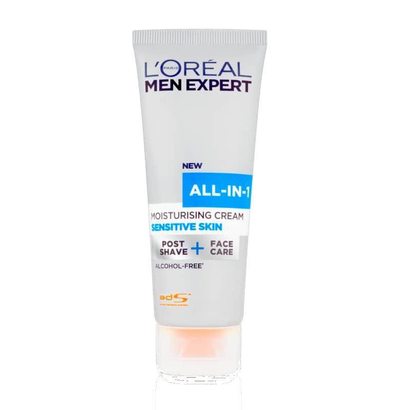 L'Oreal Men Expert All-In-1 Moisturising Cream Sensitive Skin