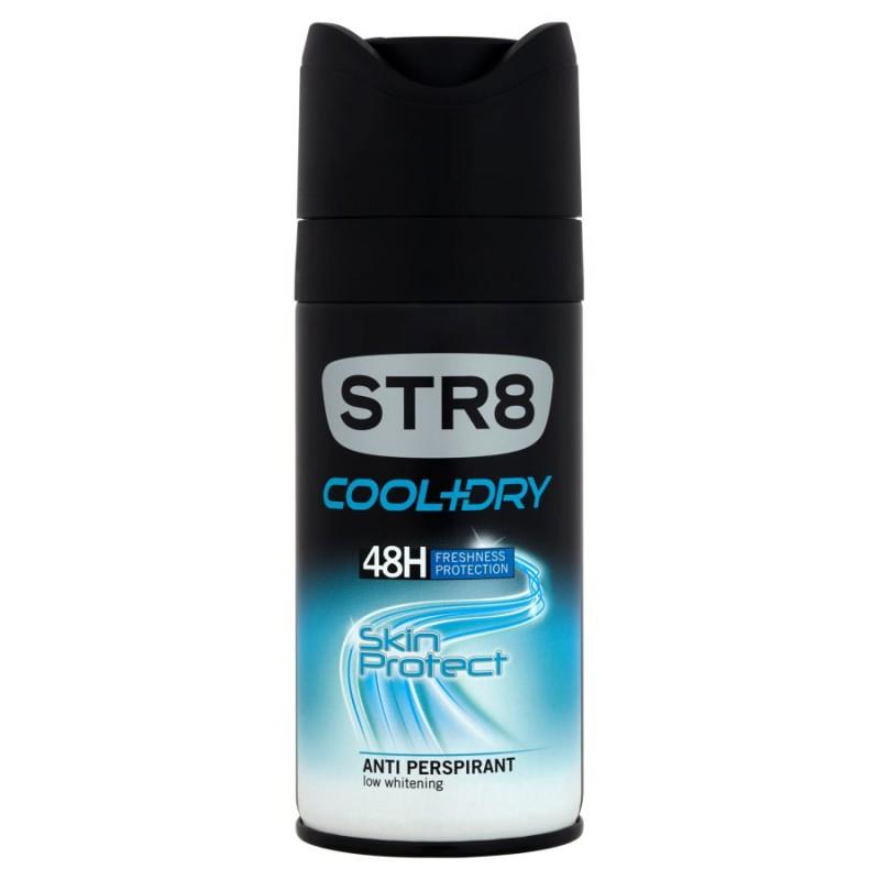 STR8 Cool & Dry Skin Protect Deospray
