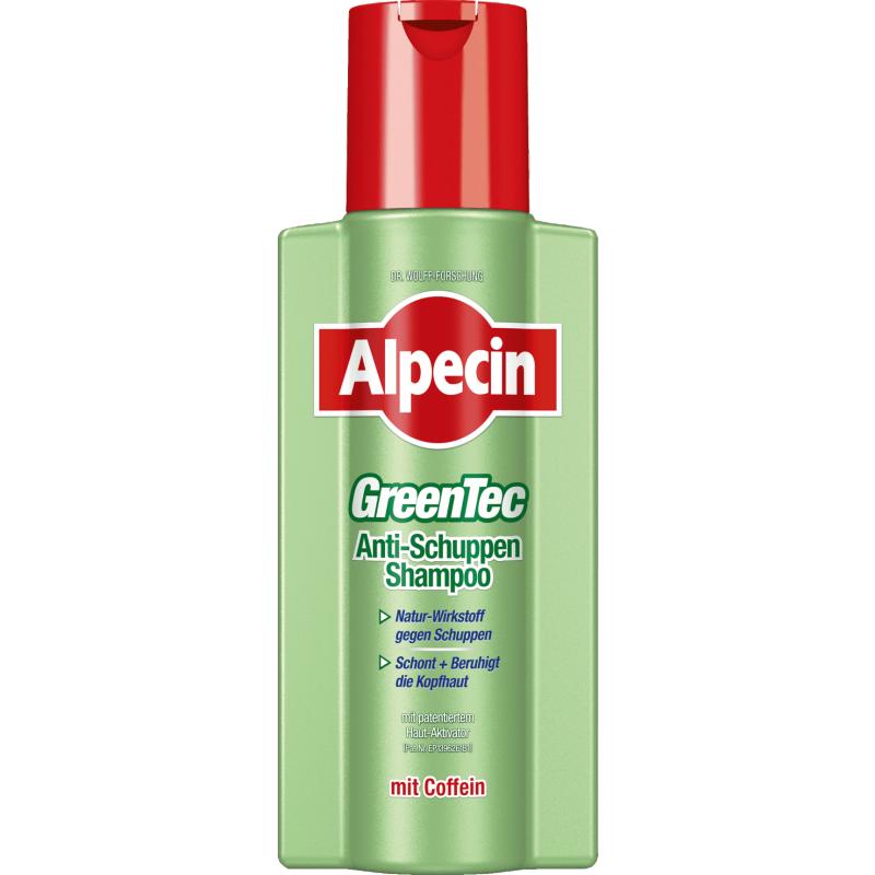 Alpecin GreenTec Caffein Shampoo
