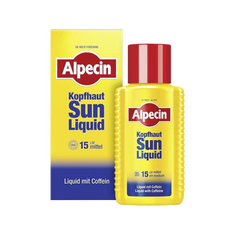 Alpecin Sun-Liquid SPF15